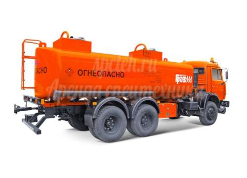 Бензовоз по аренде поливальной машины MERCEDES U400 FKM 2400
